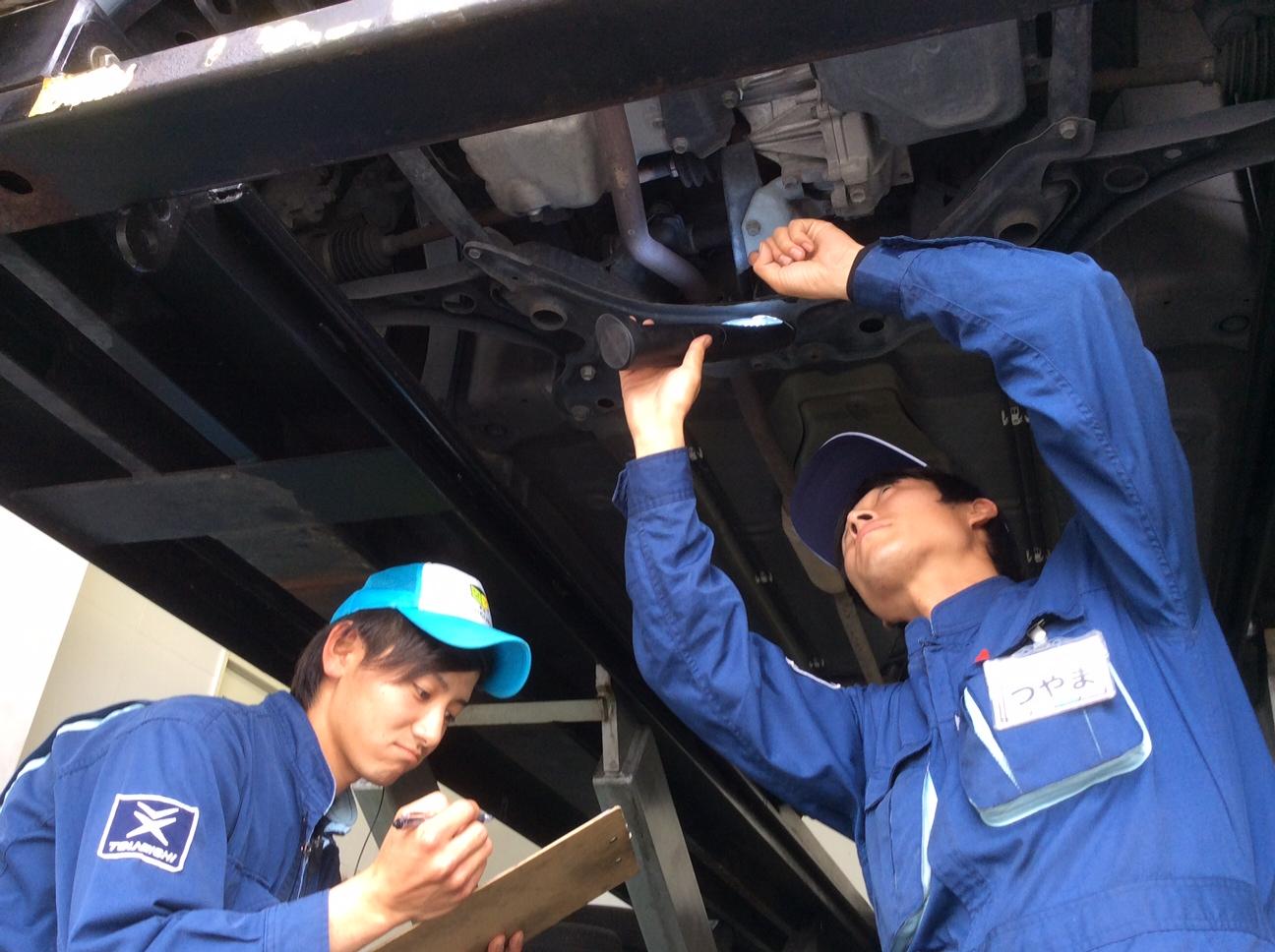 ツネイシCバリューズの2016年1月のおススメ商品は「車検&保険」